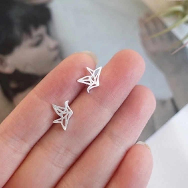 100% 925スターリングシルバー低刺激性のスタッドのイヤリング結婚式のギフトファッションレディースターリング-銀のジュエリー