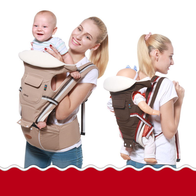 Porte-bébé Baby Breathable Travel Carrier