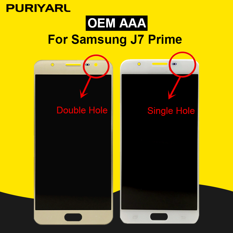 AAA Quality TFT Screen for Samsung Galaxy J7 Prime G610F G610K G610L G610S LCD Display Touch Screen Digitizer Parts Replacement|lcd display touch screen|display lcd touch screen|screen digitizer -
