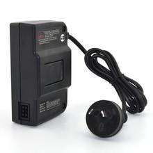 10 шт. EU/US/AU/UK адаптер переменного тока адаптер питания для путешествий кабель питания конвертер настенное зарядное устройство для N64 игровой аксессуар