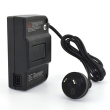 10 pcs eu/us/au/uk 플러그 ac 어댑터 여행 전원 어댑터 전원 공급 장치 케이블 변환기 벽 충전기 n64 게임 액세서리