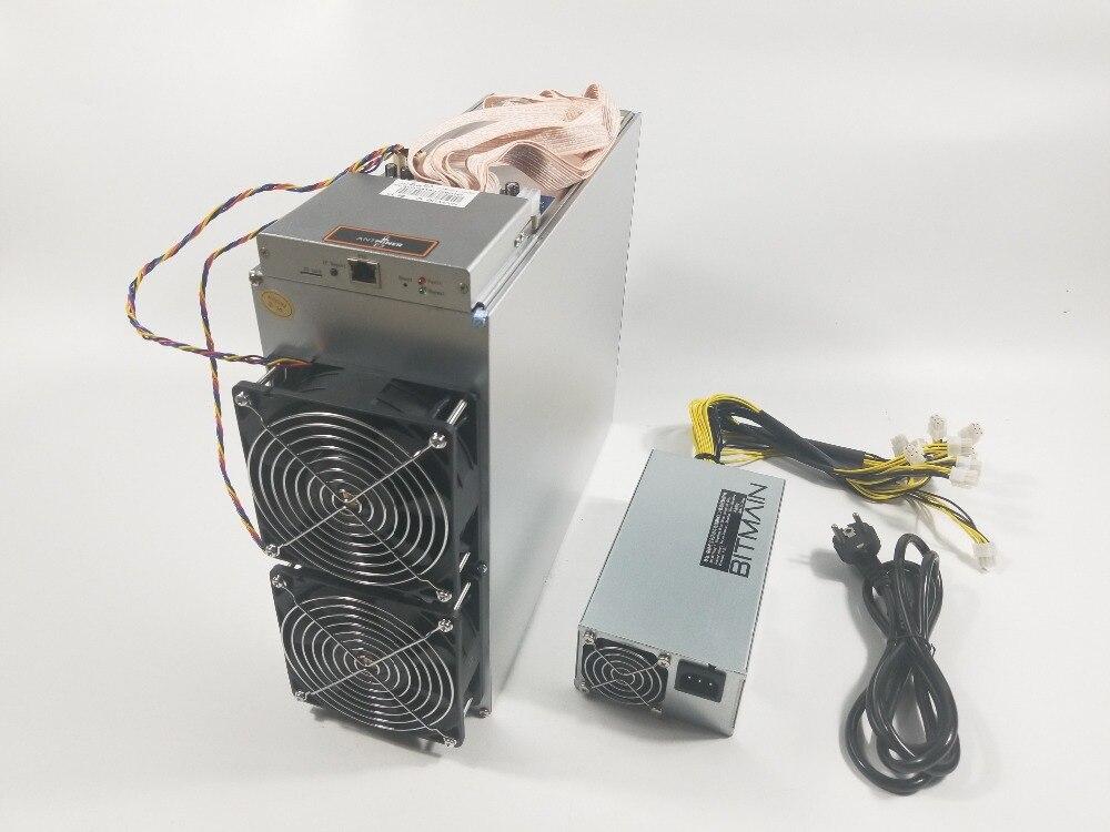 Asic ETH ETC Miner Antminer E3 190MH/S Mit BITMAIN APW3 1600W Ethash Ethereum ETH Miner Wirtschafts Als 6 8 GPU KARTEN