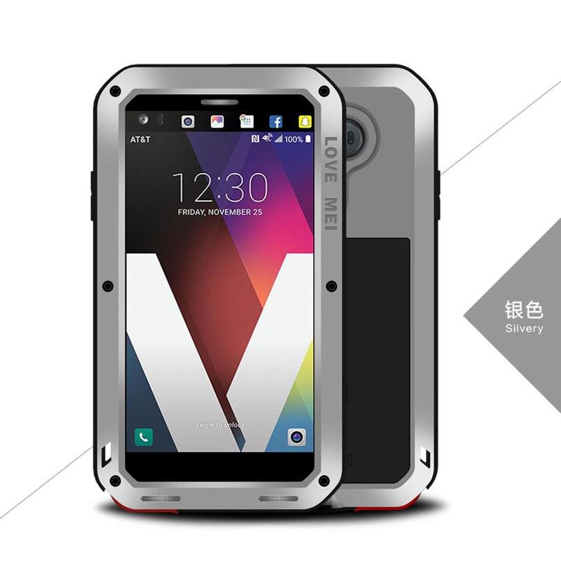 Για LG V20 5.7 INCH Original LOVE MEI Αλουμίνιο - Ανταλλακτικά και αξεσουάρ κινητών τηλεφώνων - Φωτογραφία 4