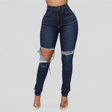 2019 Брюки женские свободные брюки с высокой талией Мода Тонкий Карандаш Брюки Сексуальные Повседнев