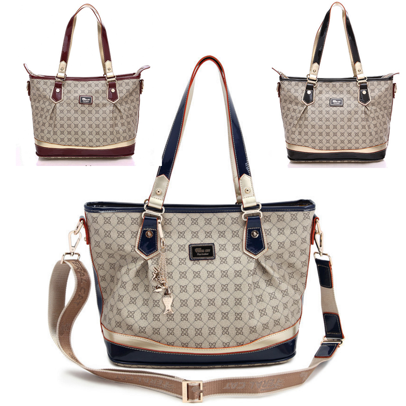 Luxury women large bag Handbag Vintage messenger Bag Designer Handbags High Quality Famous Brand Tote Shoulder Ladies Hand Bag