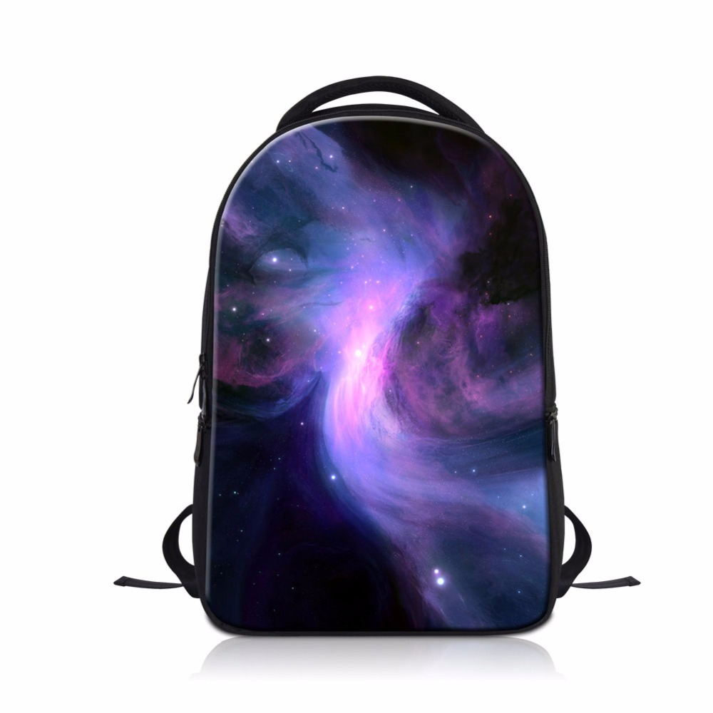 Dispalang Galaxy Backpack for Teens Univese Space Laptop Computer Bookbag for Women Girly Schoolbag Cool Mochila Boys Casual Bag