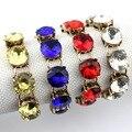 2016 mujeres de moda pulseras Kate único diseño moderno trajes de la joyería esmalte Spade Poker pulseras
