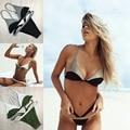 Caliente Nuevo Diseño Sexy Brazilian Bikini 2016 Mujeres Del Traje de Baño traje de Baño biquini push up bikinis set traje de baño maillot de bain femme