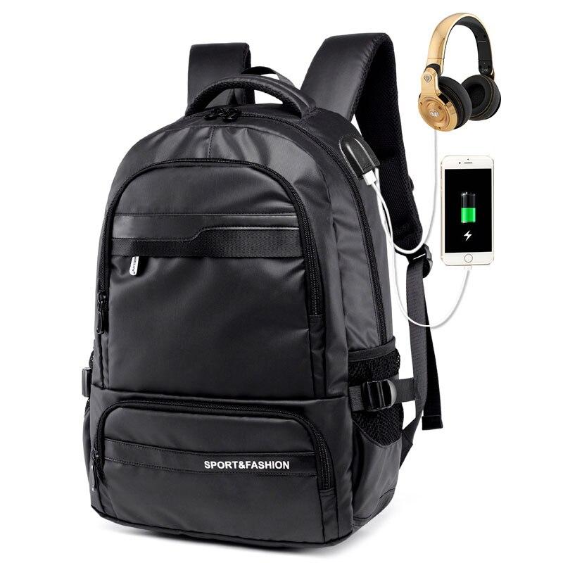 купить Multifunction 15.6 Inch Laptop Backpack Travel Bag Waterproof Business Backpack School Bag For Teens Men Women Mochila Rucksack по цене 1576.86 рублей