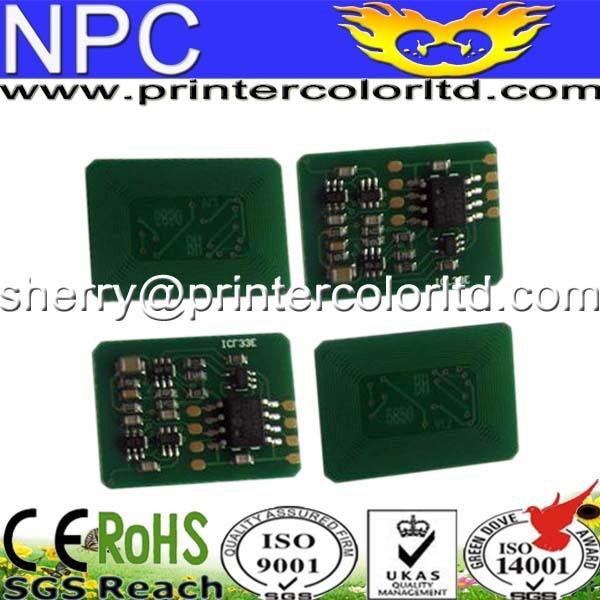 chip FOR OKI data C 9850-N OKI-data 9600 HN OKIdata C9800 MFP laser color counter chips -