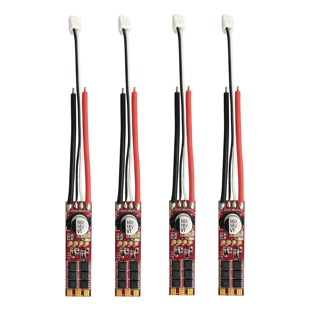 4pcs ESC Electronic Speed Controller for Hubsan X4 H501S H501C Quadcopter цена