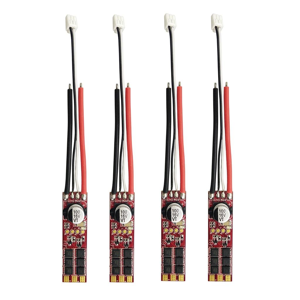 все цены на 4pcs ESC Electronic Speed Controller for Hubsan X4 H501S H501C Quadcopter онлайн