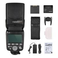 YONGNUO YN686EX RT TTL 2.4G Wireless 5600K Flash Speedlite w/Lithium Battery+White Flash Speedlite Diffuser for Canon Camera