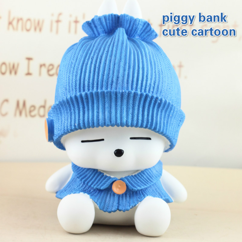 Cute Styling Money Box Coin Piggy Bank Giving Children Birthday Gifts Children's Holiday Gifts