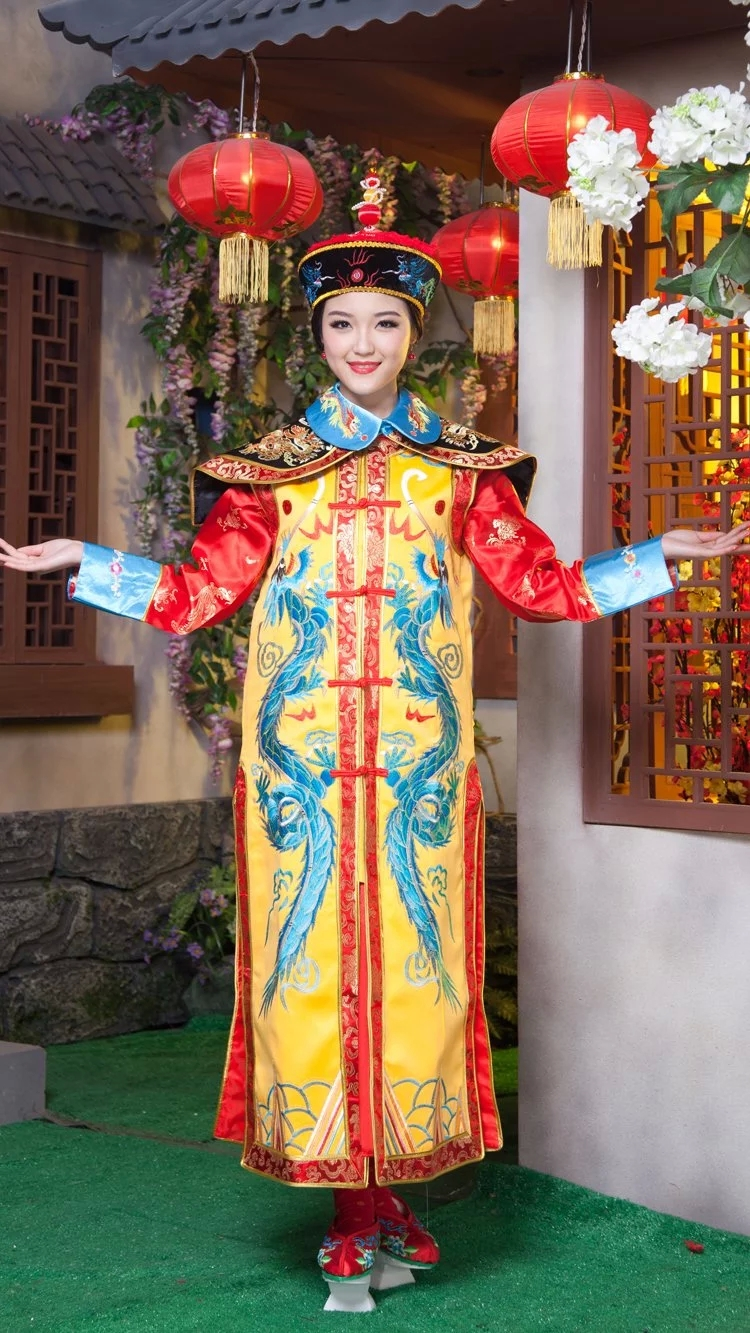 Costume Traditionel New Fu 10