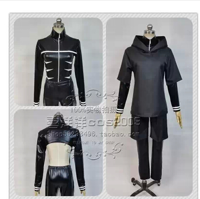 Tokyo Ghoul Kaneki Cosplay Costume NEW