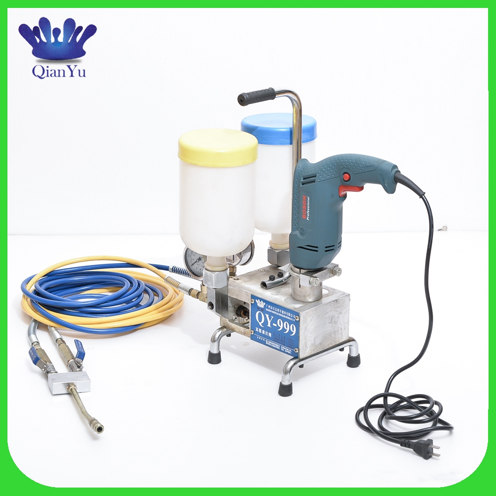 two components polyurethane foam injection machine/PU