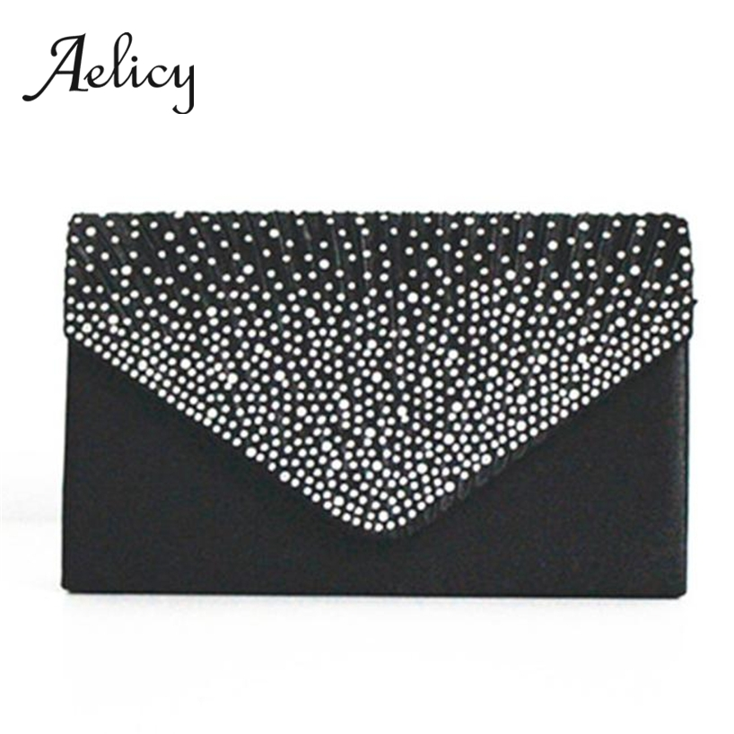 Aelicy Women Shining Party Envelope Handbags Girls Small Square Crossbody Shoulder Bag Chain Diamond Dinner Messenger BagAelicy Women Shining Party Envelope Handbags Girls Small Square Crossbody Shoulder Bag Chain Diamond Dinner Messenger Bag