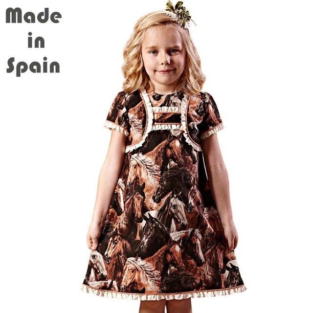 b7674b4dfbe3cf0 Я-леденец Роскошные для девочек в цветочек платья Детская одежда детское  платье для девочки ферганскую