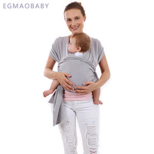 Carrier-Sling Wrap Hipseat Breastfeed EGMAOBABY Nursing-Cover Comfortable Newborns Soft