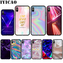 Pastel Metallic Tumblr Cute Pretty Cell love Silicone Soft Case for iPhone 11 Pro Max XR X XS Max 8 7 6 6S Plus 5 5S SE Cover(China)