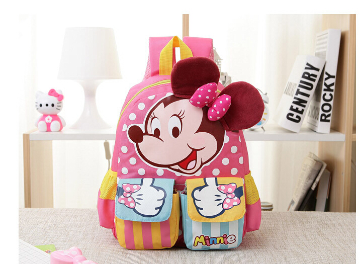Compare Prices on Minnie Toddler Backpack- Online Shopping/Buy Low ...