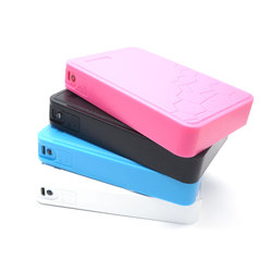 Universal 5 x 18650 single usb portable external power bank battery charger box case for iphone.jpg 250x250