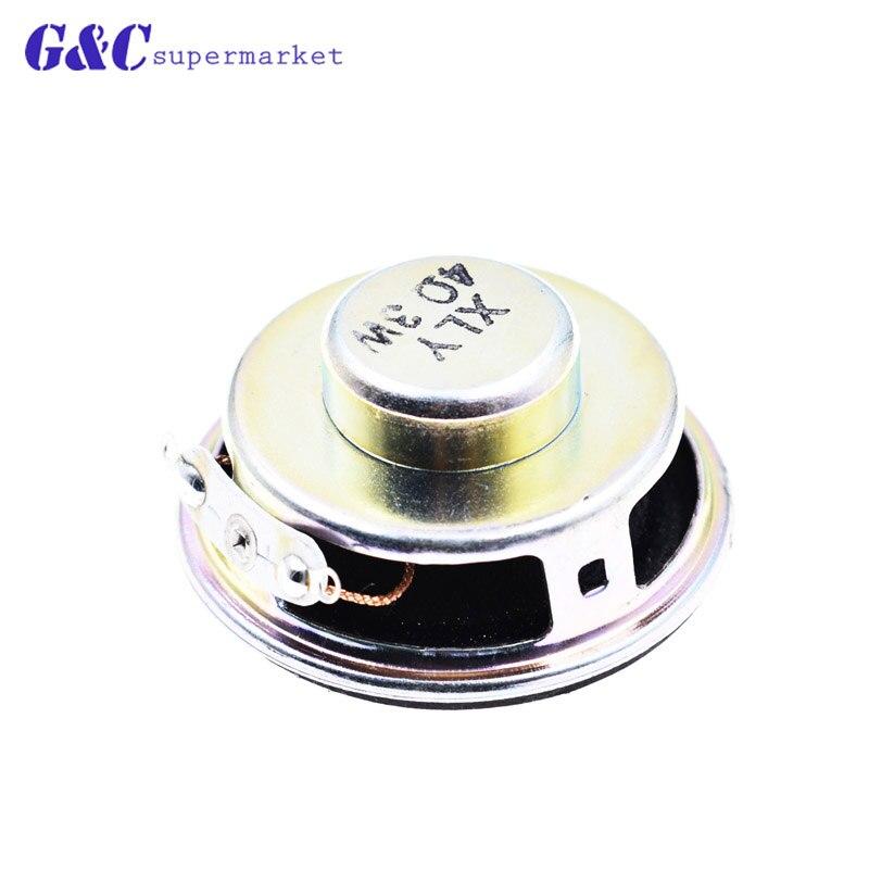 3 watts 4 ohms mini Speaker mini amplifier 1pcs High-quality speaker 3W 4R