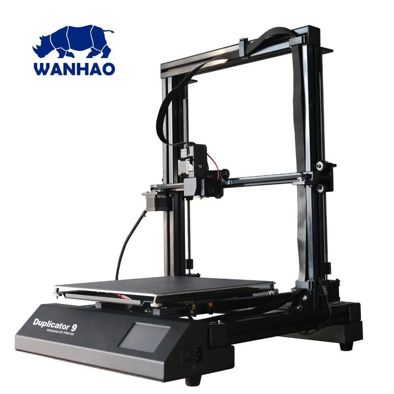 Nuovo 2018! Wanhao 3D Stampante Duplicatore 9 MARK I-stampante 3d FDM acquistare direttamente dalla fabbrica