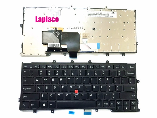 a0d01f8f69e Laplace New Genuine US keyboard for Lenovo Thinkpad X230S X240 X240S X250  X260 keyboard FRU:
