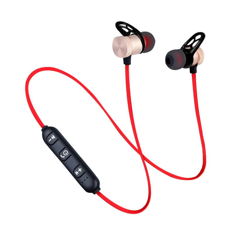 M9 Sport Running Bluetooth Earphone Stereo Magnetic In ear Earphones With Microphone Wireless Earbuds For iphone Sumsang fashion wireless bluetooth 4 2 stereo sports in ear earbuds magnetic headset with microphone for android samrtphone