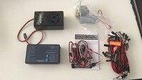 G. T. POWER Verlichting en Stem Trillingen Systeem voor Tamiya RC4WD RC Truck