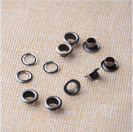 3/16 5mm (inside)  Bronze eyelets grommet clothing accessories Antique Brass DIY Rivet Grommets with Washers 1000pcs/lot