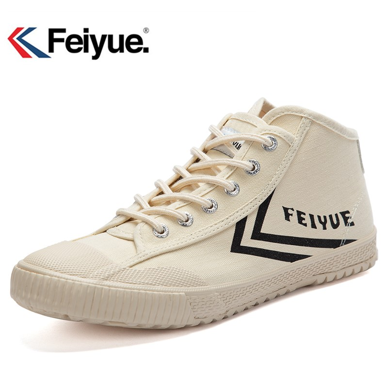 Feiyue New shoes Delta Mid Felo Top Sneaker Martial Arts KungFu Classic Canvas Shoes