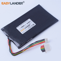 Easylander Replacement MLP305787 3 7V 1500mAh Polymer Li Ion Rechargeable Battery For Nook Simple Touch 6