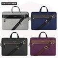 2016 Модный бренд сумка Для Ноутбука 11 13 14 15 дюймов notbook мешок плеча компьютер чехол для macbook 11 13 15 сумки
