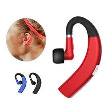 M11 Wireless Bluetooth Earphones Handsfree Headset Ear-hook Car Business Sport HIFI Headphone For Phone iPhone Xiaomi Samsung