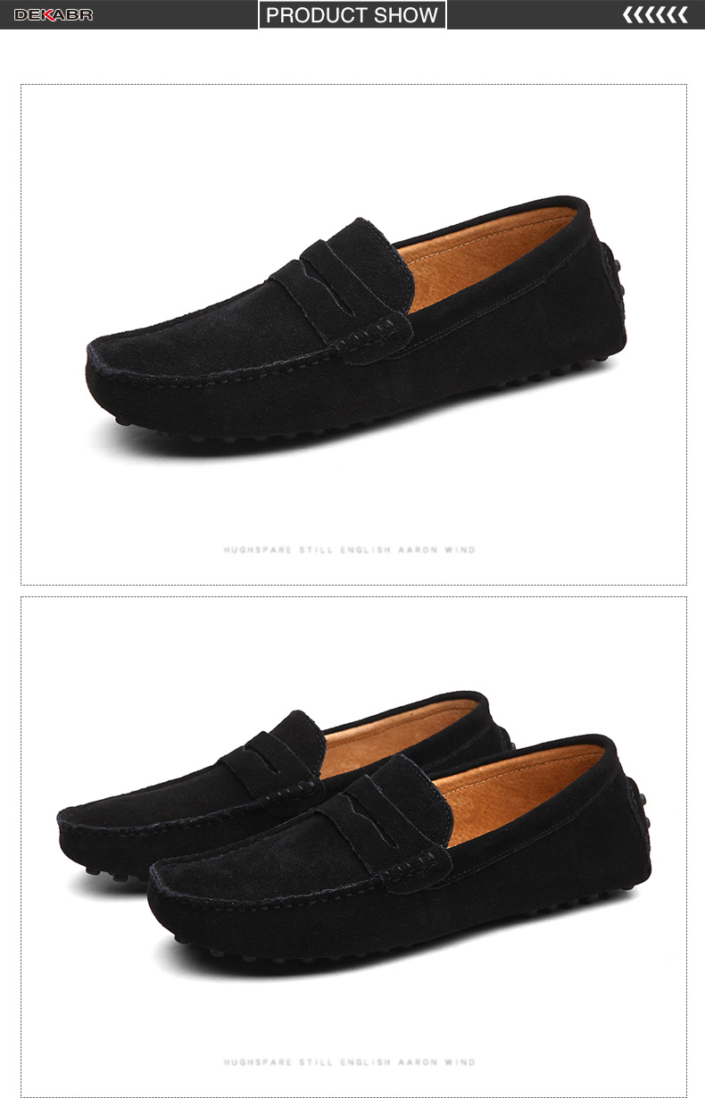 Neatshoe Genuine Leather Loafer 26