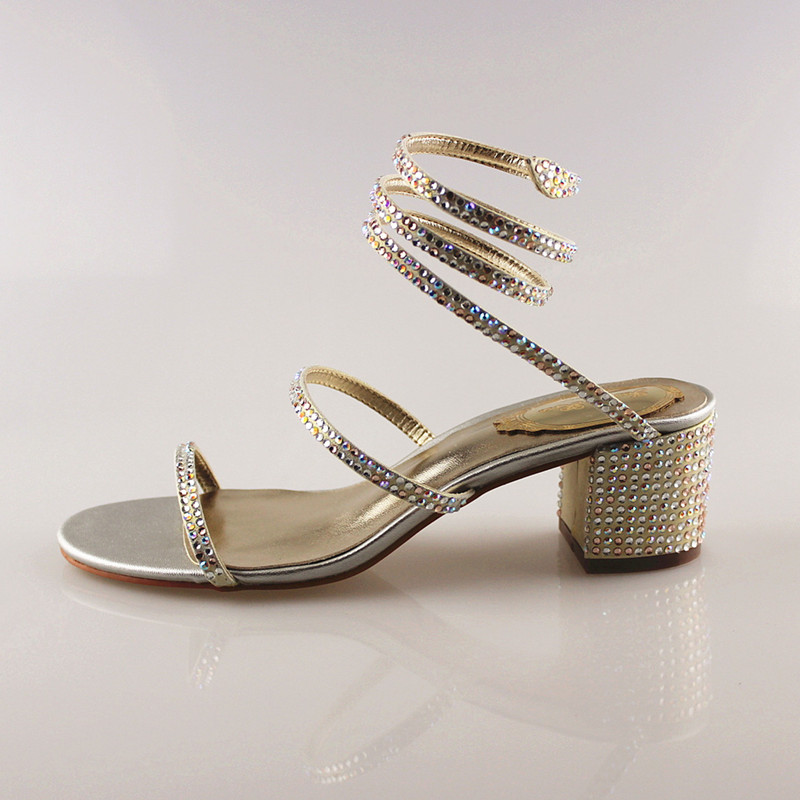 Online Buy Wholesale jeweled flat sandals from China ...