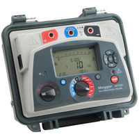 Быстрое прибытие мегомметром MIT525 5KV аналоговый/Цифровой Сопротивление изоляции тестер 500 В, 1000 В, 2500 В, 5000 В, 10 т ом