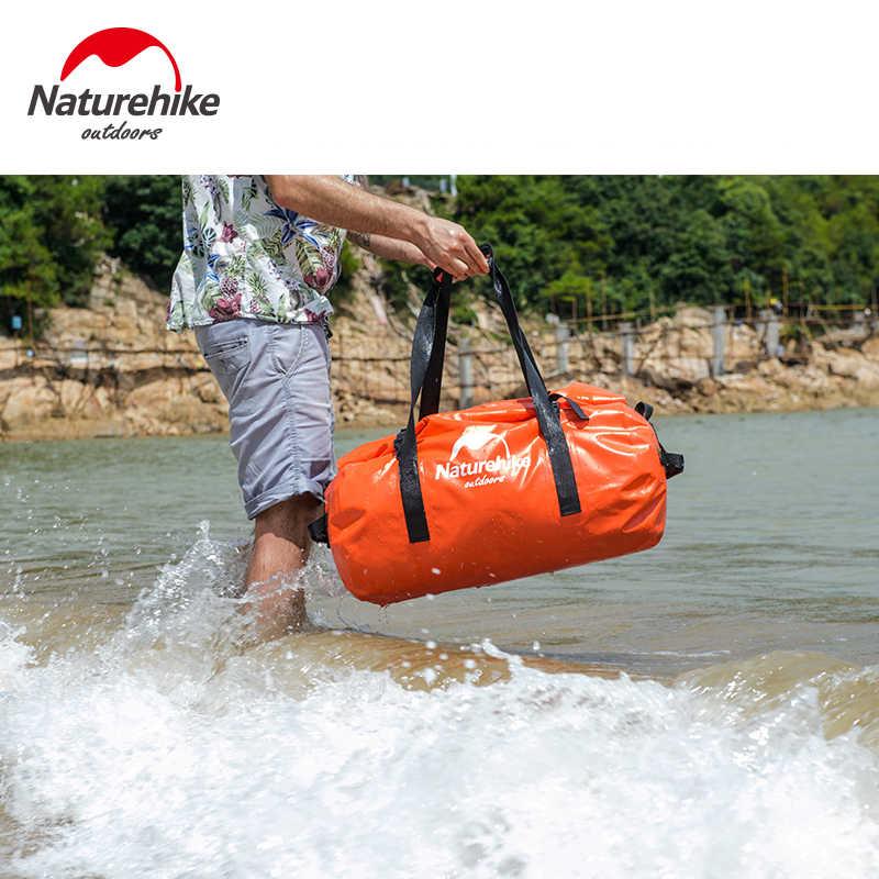 2e6b7772f7 ... 40L/60L/90L/120L Waterproof 20000mm Swimming Kayaking Dry Bag Duffel  Bag Sport ...