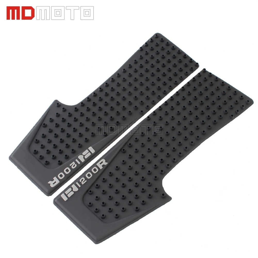 Voor Bmw R1200R R 1200R 2009-2014 Motorfiets Tank Traction Pad Side Gas Knee Grip Protector Anti Slip Sticker