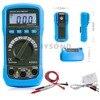 M054 Digital Multimeter DMM ADM02 Temperature Measurement Auto Range Max Data Holding LCD Backlight FREE SHIPPING
