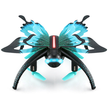 JJRC H42WH WIFI FPV Voice Control Altitude Hold Butterfly-like RC FPV Drone Dron Quadcopter Helicopter for Kids Toy Gift