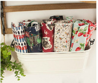HOT SALE Oilcloth Fabric Water Proof Canvas Uk Brand Cath In 10designs 1 4yard 65 45cm