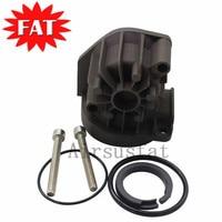 Air Suspension Compressor Cylinder Head Piston Ring O Rings Screws For Audi A8 D3 Air Compressor Kits 4E0616007B 4E0616007C