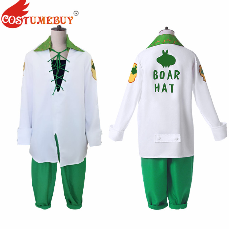 CostumeBuy Anime The Seven Deadly Sins Meliodas Cosplay Costume Revival of the Commandments Dragon's Sin Halloween Costume