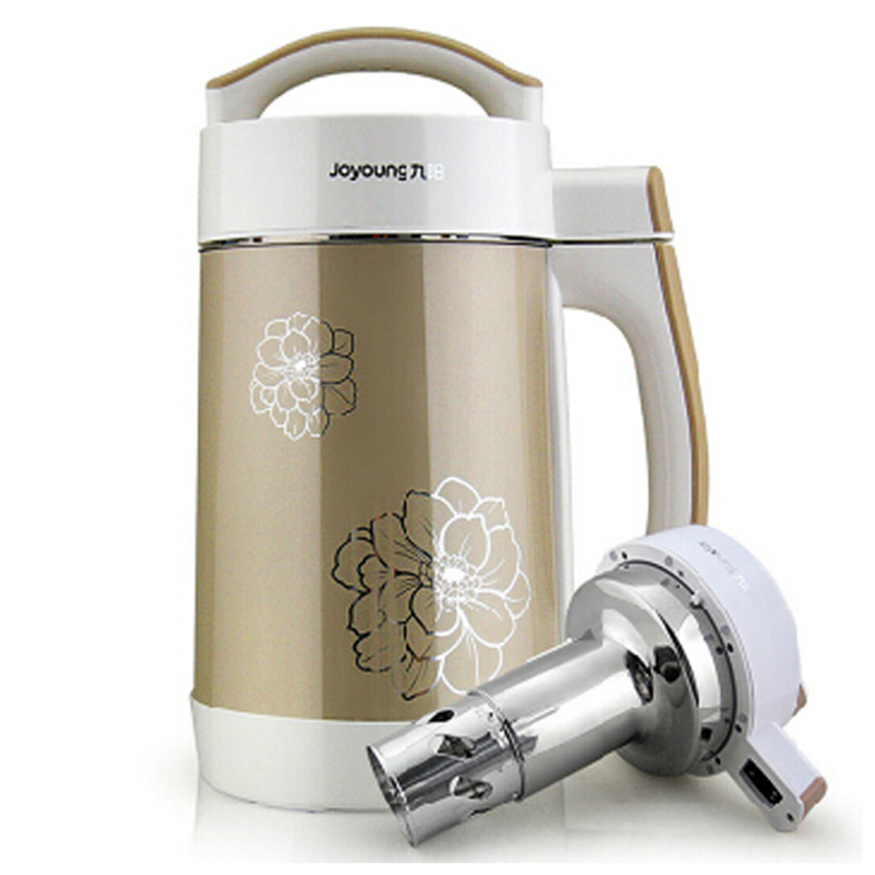 Intelligent Soybean Milk Machine Household Multifunctional Automatic Cereals Grinding Soybean Maker