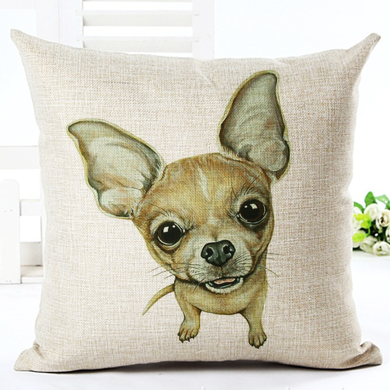 New home decor cojines pet pet dogs cushion sofa throw - Fundas cojines sofa ...