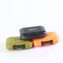 Hot Sales Fly Fishing Tackle Box For Storing Swivels Fishing Hooks Lures Set Carp Plastic Fishing Accessories Box Tool